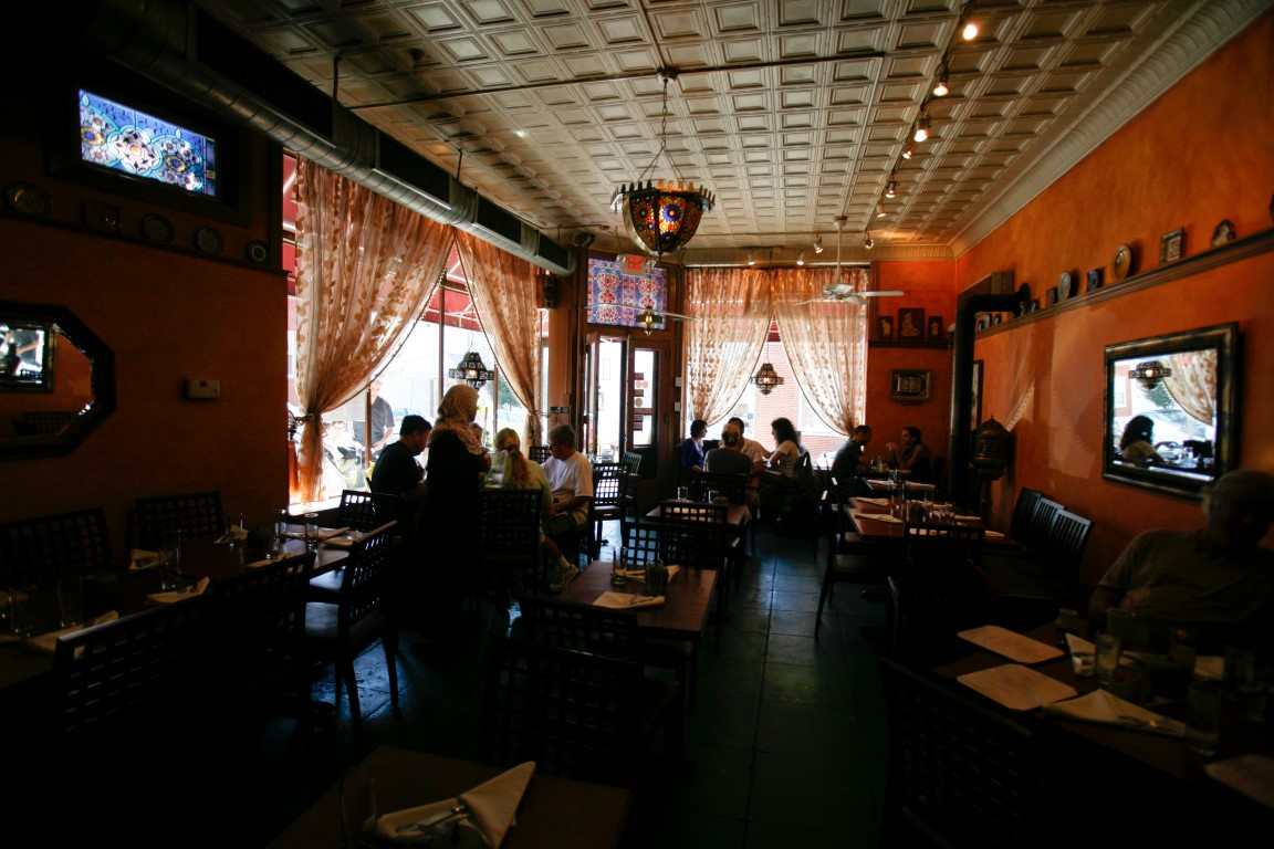 Figs Restaurant Interior